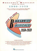 Broadway Musicals Show by Show  1950 1959