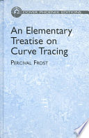 An Elementary Treatise on Curve Tracing
