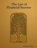 The Law of Financial Success That Often If Not Always Includes