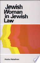 Jewish Woman in Jewish Law