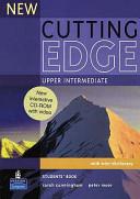 New Cutting Edge  Upper Intermediate  Student s Book  Per Le Scuole Superiori  Con CD ROM