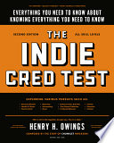 The Indie Cred Test