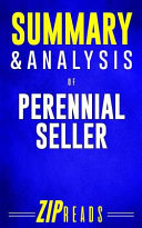 Summary and Analysis of Perennial Seller