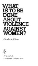 What is to be done about violence against women