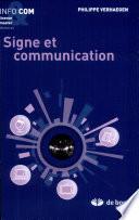 Signe et communication