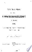 Mitteilungen der Österreichischen Geographischen Gesellschaft