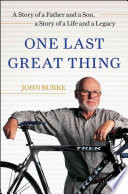 One Last Great Thing Book PDF