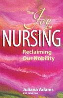 The Joy Of Nursing : energy and joy of being a nurse....