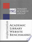 Academic Library Website Benchmarks