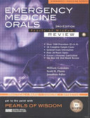 Emergency Medicine Orals Review