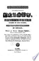 Catalogue d'une nombreuse collection de livres , autographes signés et non signés, estampes et dessins en feuilles, délaissée par Monsieur Jacques Rottier ...