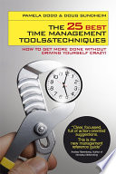 The 25 Best Time Management Tools and Techniques