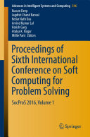 download ebook proceedings of sixth international conference on soft computing for problem solving pdf epub
