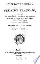 Britannicus  tragedie