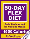 50 Day Flex Diet   1500 Calorie