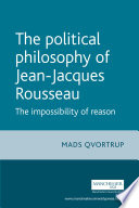 The Political Philosophy of Jean Jacques Rousseau