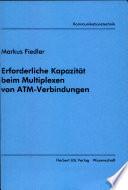 Erforderliche Kapazität beim Multiplexen von ATM-Verbindungen