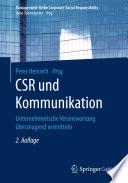 CSR und Kommunikation