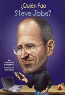 download ebook quien fue steve jobs? (who was steve jobs?) pdf epub