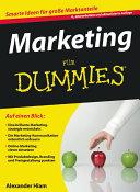 Marketing f  r Dummies