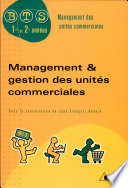 Management   gestion des unit  s commerciales