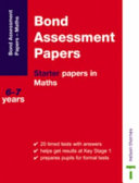 Starter Papers in Maths
