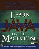 Learn Java on the Macintosh