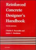 Reinforced Concrete Designer S Handbook Tenth Edition