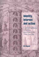 Identity, Interest and Action