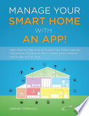 Manage Your Smart Home With An App