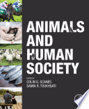 Animals And Human Society book