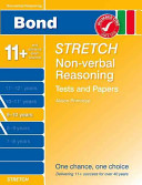 Bond Stretch Non-verbal Reasoning Tests and Papers, 9-10 Years