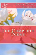 The Complete Poems Of Ralph Waldo Emerson