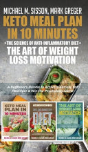 Keto Meal Plan In 10 Minutes The Science Of Anti Inflammatory Diet The Art Of Weight Loss Motivation