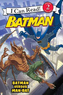 download ebook batman classic: batman versus man-bat pdf epub