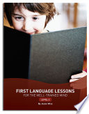 First Language Lessons for the Well Trained Mind  Level 2  Second Edition   First Language Lessons