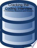 Cracking the Coding Interview  70 Database Questions and Answers