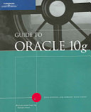 Guide to Oracle 10g