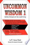 Uncommon Wisdom 1