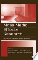 Mass Media Effects Research