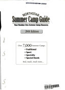 Northstar Summer Camp Guide 2001 Edition