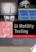 GI Motility Testing