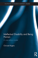 download ebook intellectual disability and being human pdf epub