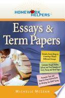 Homework Helpers  Essays   Term Papers