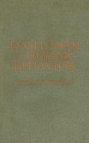 Evolution of Human Behavior