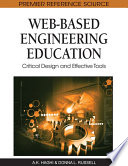 Web Based Engineering Education  Critical Design and Effective Tools
