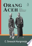 Orang Aceh