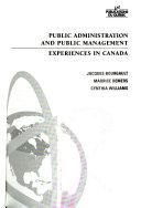 Public Administration And Public Management