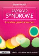 Asperger Syndrome Book