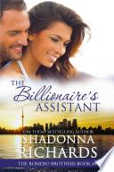 download ebook the billionaire's assistant (the romero brothers, book 6) pdf epub